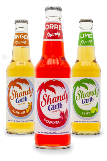 Ginger, Sorrel, Lime</br>Lager Beer